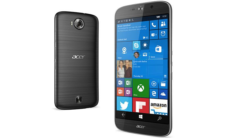 CES 2016: Acer apresenta o novo Liquid Jade Primo com Windows 10 Mobile