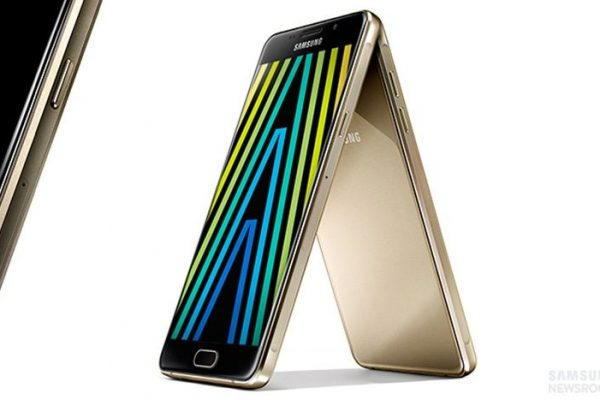 GalaxyA2016 A5 Main Galaxy A3 2016