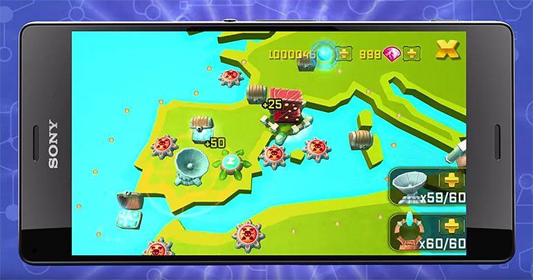 InviZimals: Batalha dos Caçadores já está disponível para Android e iOS