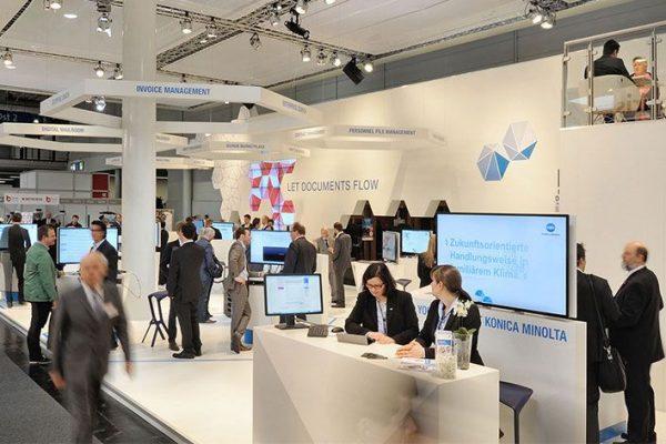 Konica Minolta vai apresentar soluções ECM de última geração na CeBIT 2016