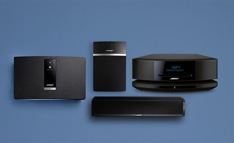Bose anuncia a integração de Bluetooth e Wi-Fi nos sistemas de nova geração Bose SoundTouch