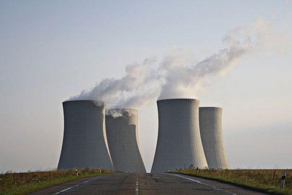 nuclear power plant ameaças
