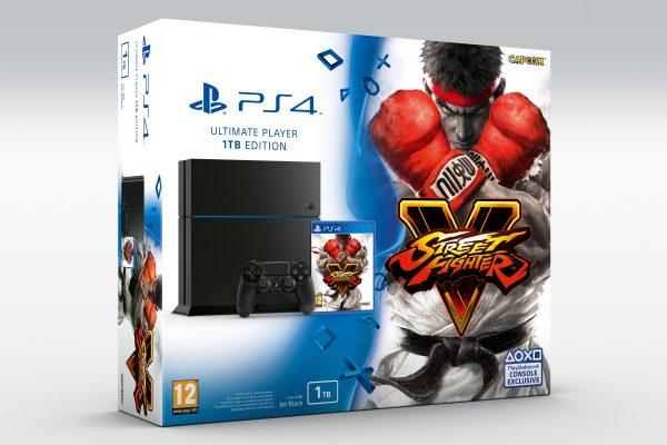 BundlePS4SFV Street Fighter V