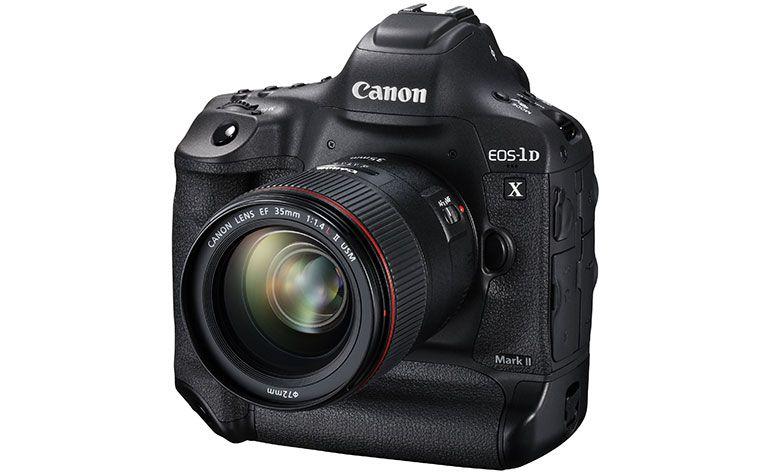 Canon apresenta a nova EOS-1D X Mark II