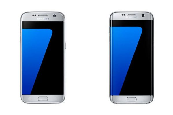 Galaxy S7 e Galaxy S7 edge no MWC 2016