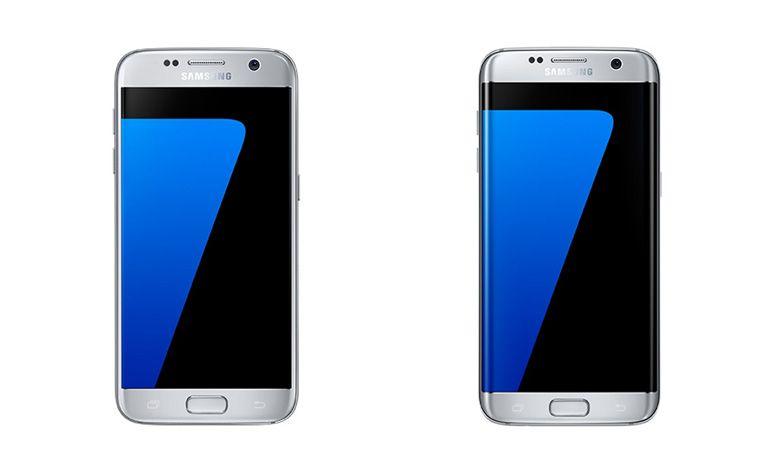 Galaxy S7 e Galaxy S7 edge no MWC 2016