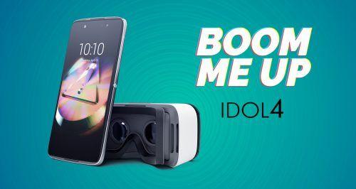 IDOL4 WEBSITE 02 v2 02 Alcatel, IDOL 4, IDOL 4S, MWC 2016, Plus 10