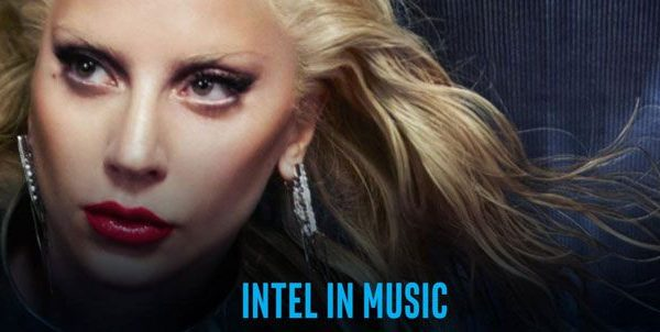 Intel e Lady Gaga criarão momento musical único nos Grammy Awards 2016