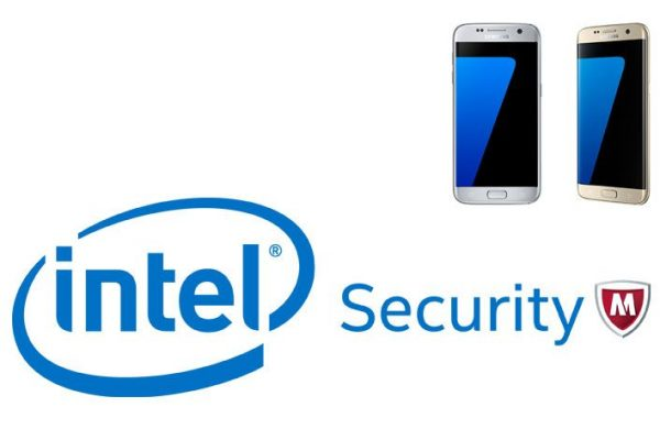 Intel Security protege os novos Samsung Galaxy S7 e Galaxy S7 Edge