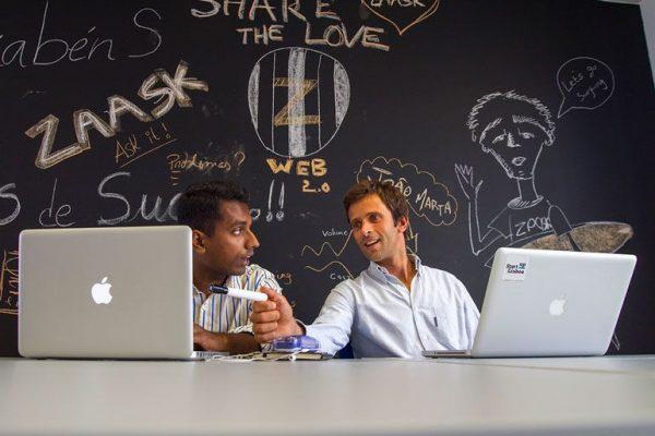 Melhor startup do mundo saída de um MBA é a portuguesa Zaask