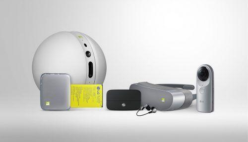 LG Friends LG, LG G5, MWC 2016, smartphone modular