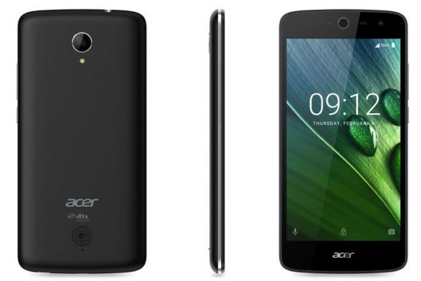 Acer Liquid Zest series: Liquid Zest e Liquid Zest 4G