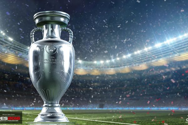 UEFA EURO2016 Trophy PES2016 1 Xbox 360
