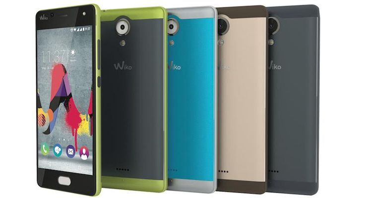 Wiko MWC 2016