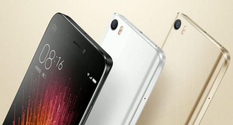 Xiaomi Mi5 MWC 2016