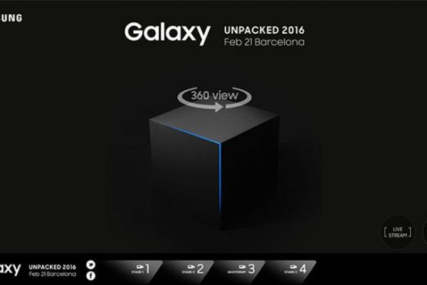 Samsung Unpacked: EM DIRECTO DO MWC 2016