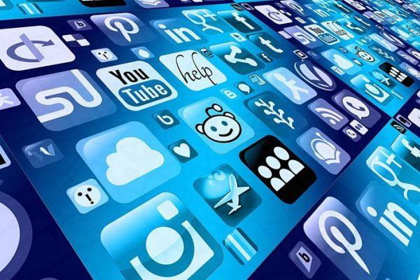 As redes sociais e onde elas fazem mais sucesso
