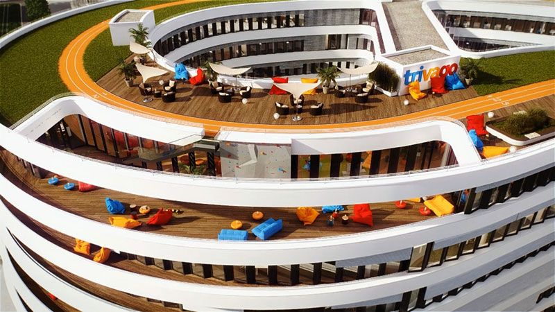 trivagoOffice2018 7 empresa, investimento, motor de busca de hotéis, novo campus, trivago, última geração