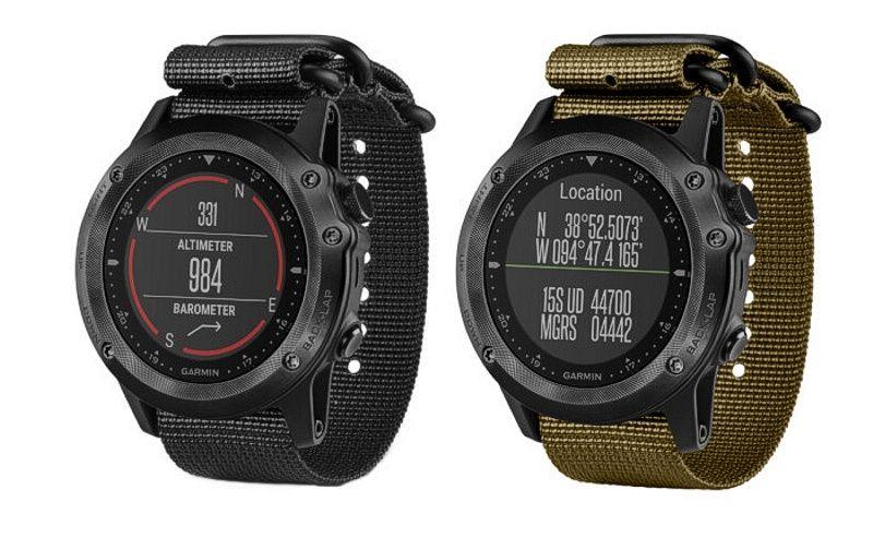 Garmin anuncia tactix Bravo, um relógio GPS desportivo tático com funcionalidades inteligentes
