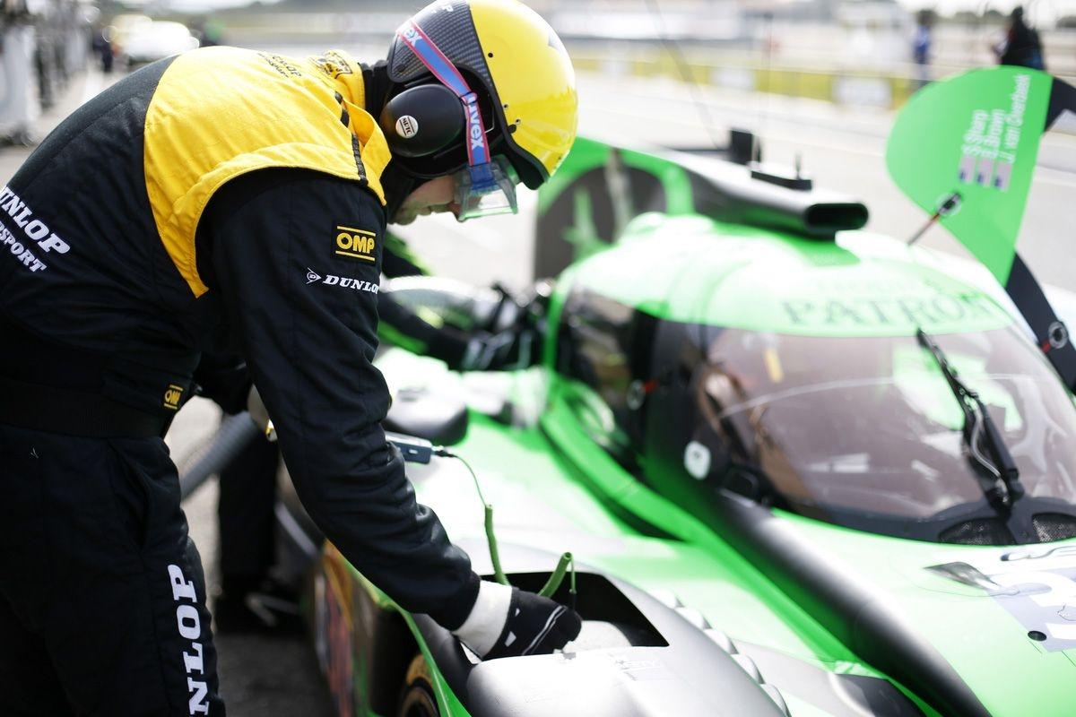 Testes de pré-temporada em Paul Ricard prometem um grande ano para as equipas de resistência Dunlop