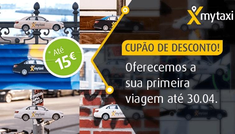 mytaxi lança campanha de recomendação inovadora para utilizadores de táxi