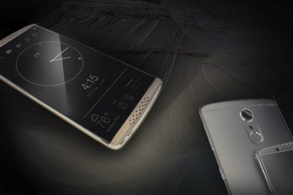 smartphone parceria ZTE BMW