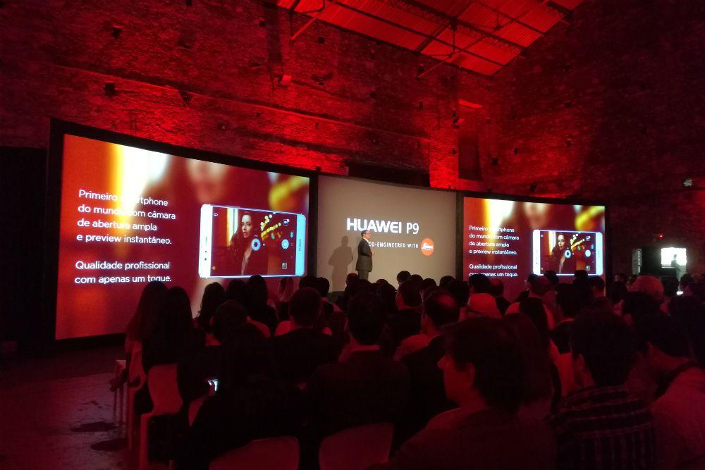 Huawei P9 aterra em Portugal