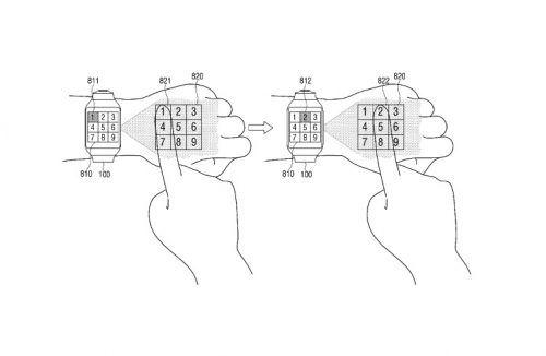 Samsung smartwatch concept 2