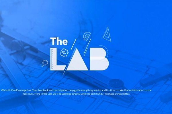 OnePlus 3 The Lab