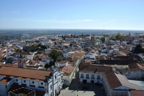 projeto de Smart Connected Communities no Alentejo