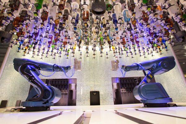 Harmony of the Seas tem bar biónico