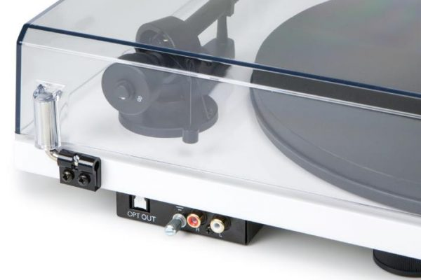 gira-discos digital e analógico