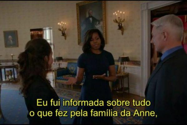 Michelle Obama em série