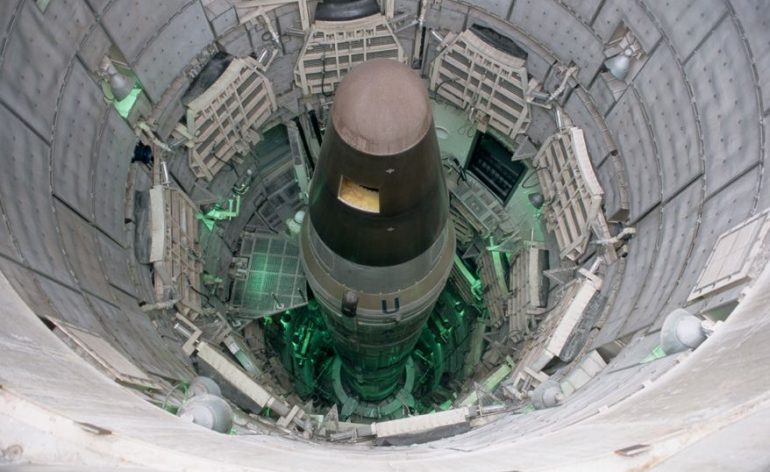 arsenal nuclear estados unidos