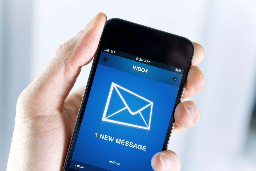 notificações no smartphone