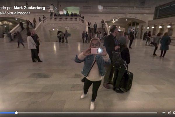 imagens 360 da Central Station
