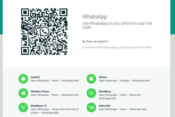 WhatsApp Windows Mac OS