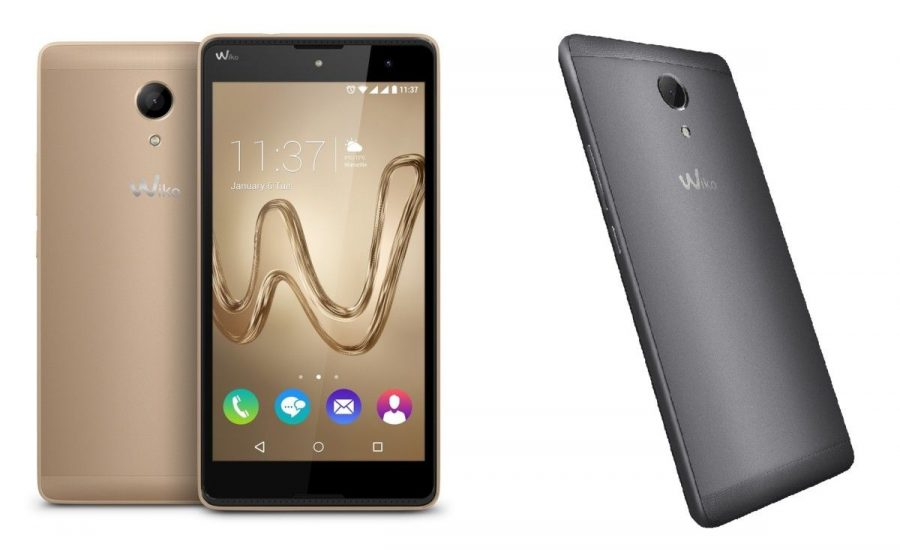 phablet Wiko Robby