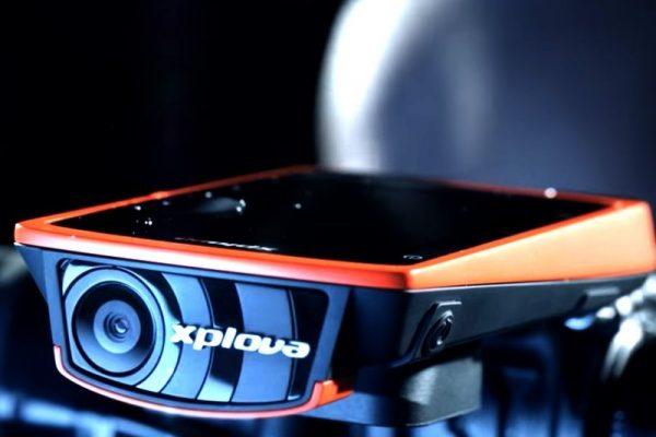 xplova X5 com câmara integrada