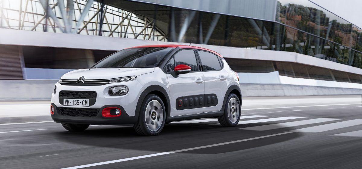 O novo Citroën C3