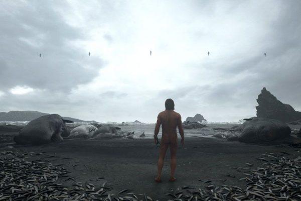Sony Interactive Entertainment apresenta o exclusivo PS4 de Hideo Kojima Death Stranding