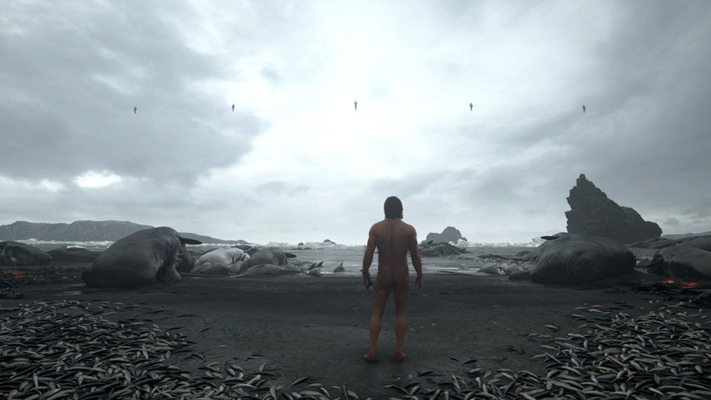 Sony Interactive Entertainment apresenta o exclusivo PS4 de Hideo Kojima Death Stranding