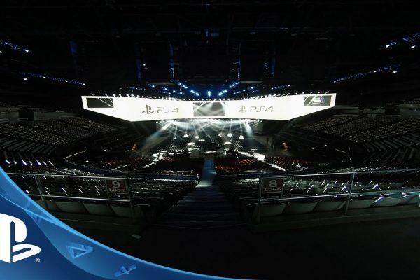 E3: Sony revela muitas novidades para PS4 e PlayStation VR