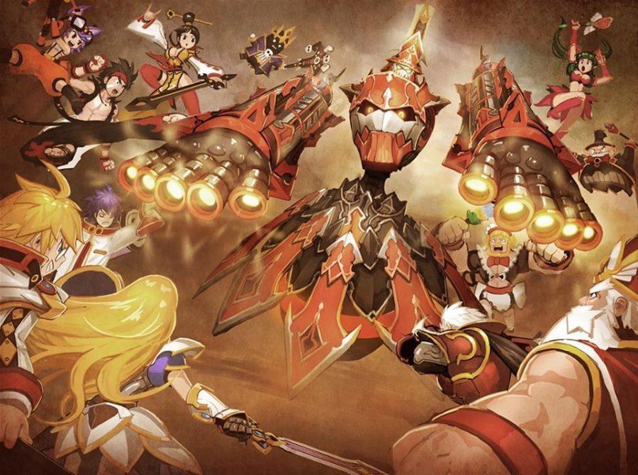 RPG Mobile FANTASY WAR TACTICS ganha novo herói e novos cenários