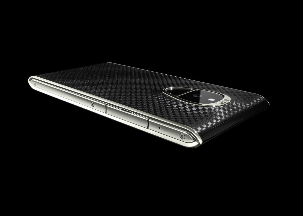Solarin: Side - Fire Black Carbon + Titanium