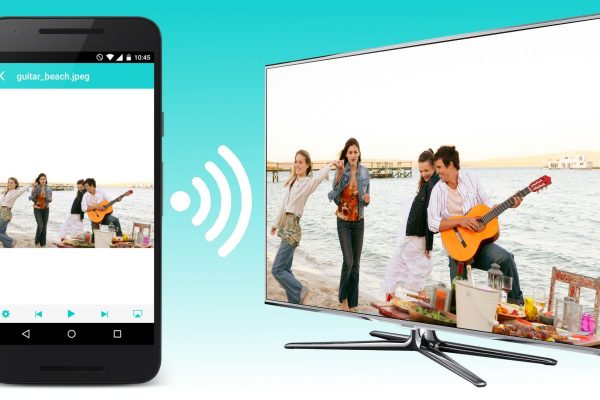 APP gratuito faz streaming de fotos e videos para Smart TV