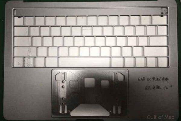 novo macbook pro frente