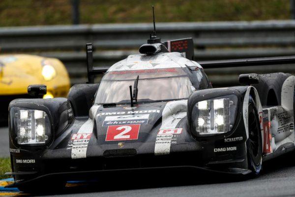 O Porsche 919_Hybrid vencedor das últimas 24 Horas de Le Mans