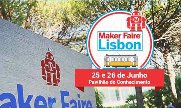 maker faire lisbon