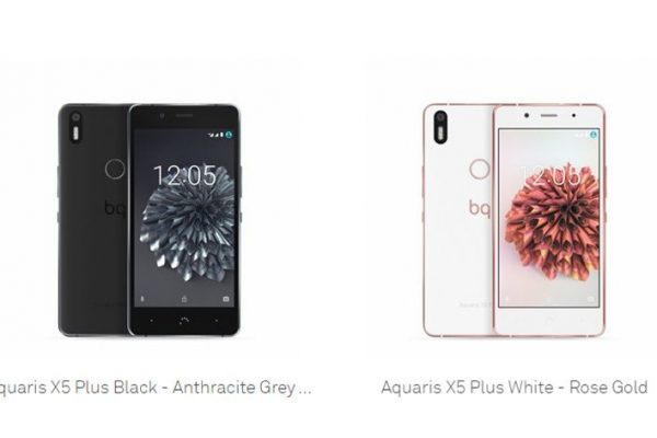 Aquaris X5 Plus: O primeiro smartphone europeu com sistema Galileo entra em pré-venda